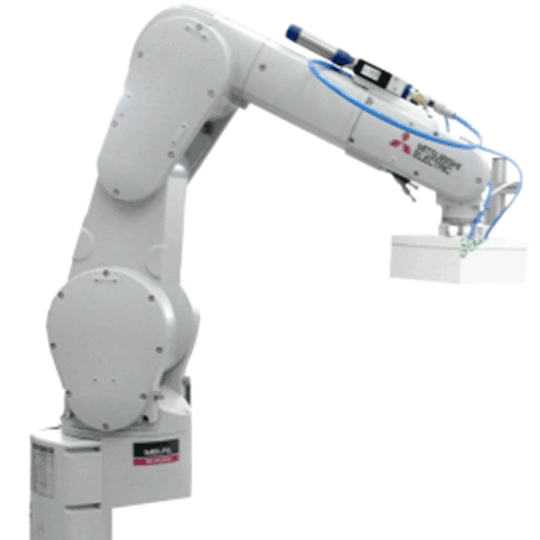 Advanced robotization in our factories