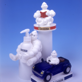 collection objet michelin
